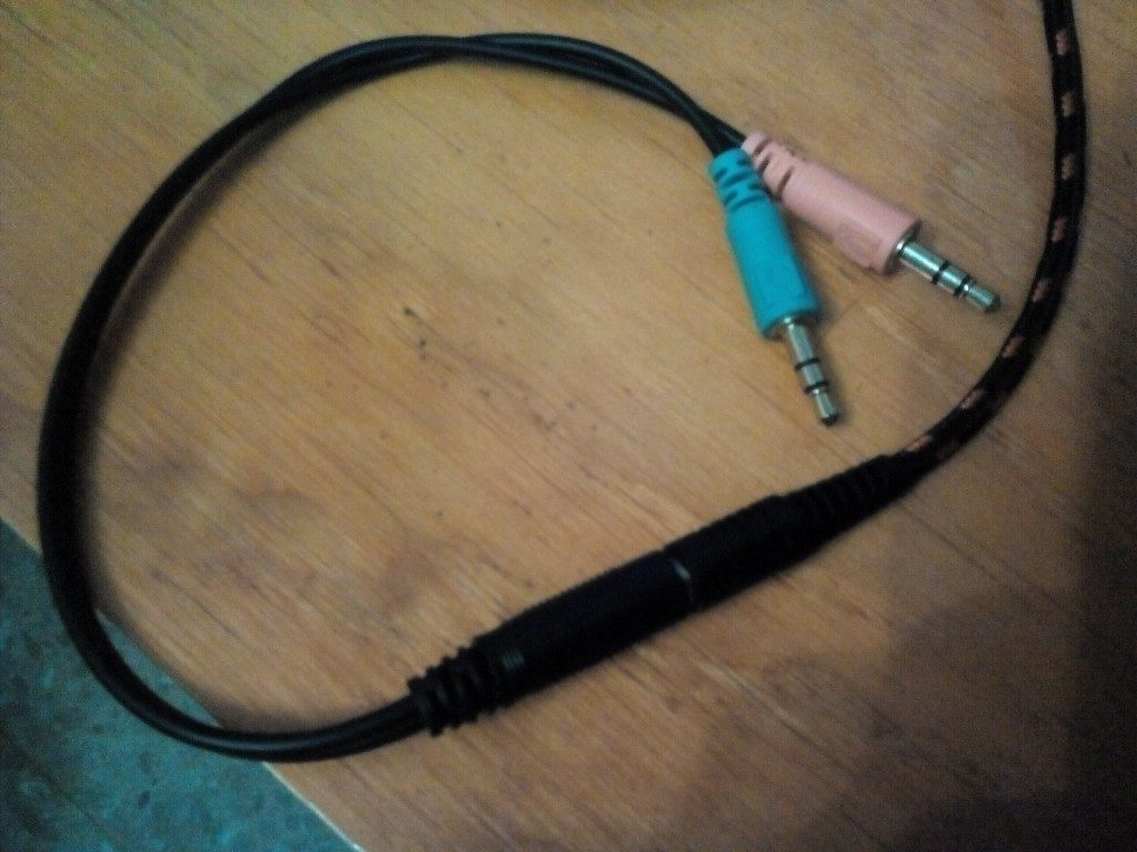 Conector Auriculares