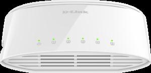 Switch D-LINK DGS1005D